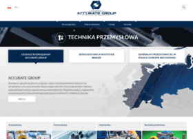 Accurategroup.pl thumbnail