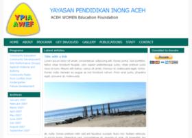 Acehwomen.org thumbnail
