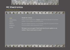 Acelectronics.us thumbnail