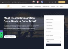 Acemigrationservices.com thumbnail