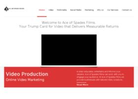 Aceofspadesfilms.com thumbnail