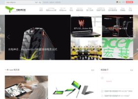 Acer.org.cn thumbnail