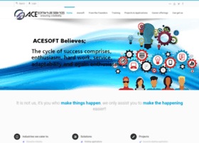 Acesoft.co.in thumbnail