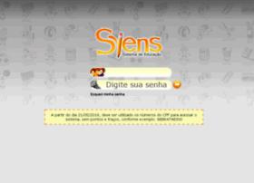 Acesso-profissional-bomdespacho.sistemasyens.com.br thumbnail