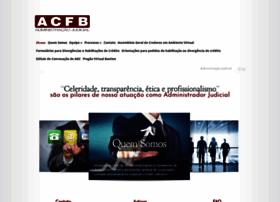 Acfb.com.br thumbnail