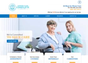 Achomecare.online thumbnail