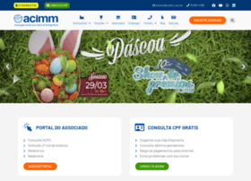 Acimm.com.br thumbnail