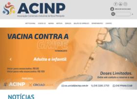 Acinpserragaucha.com.br thumbnail