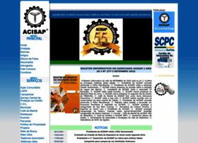 Acisap.com.br thumbnail