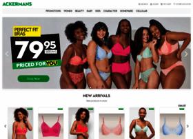 Ackermans.co.za thumbnail