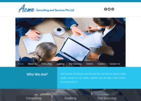 Acmeconsultancy.com.sg thumbnail