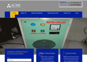 Acmeservices.co.in thumbnail