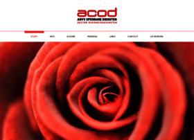 Acod-overheidsdiensten.be thumbnail
