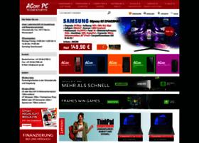 Acom-pc.de thumbnail