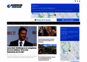 Acontecercristiano.net thumbnail
