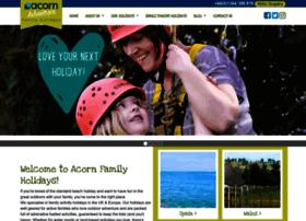 Acornfamilyholidays.co.uk thumbnail