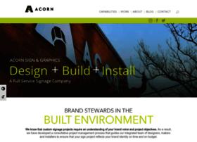 Acornsign.com thumbnail