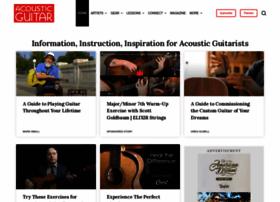 Acousticguitar.com thumbnail