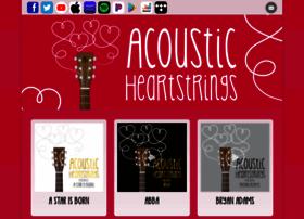 Acousticheartstrings.com thumbnail