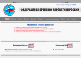 Acrobatica-russia.ru thumbnail