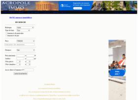 Acropole-immo.net thumbnail