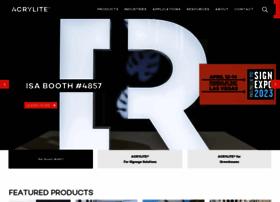 Acrylite.co thumbnail