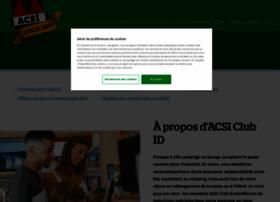 Acsiclubid.fr thumbnail