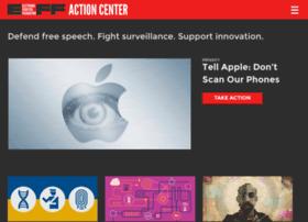 Act.eff.org thumbnail