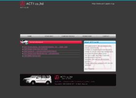 Act1-japan.co.jp thumbnail