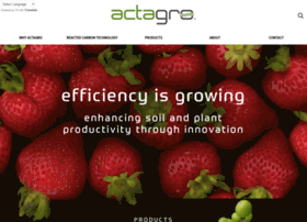 Actagro.com thumbnail