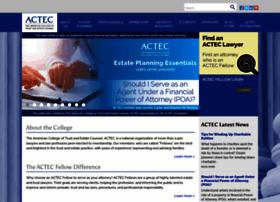 Actec.org thumbnail