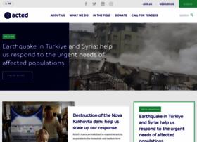 Acted.org thumbnail