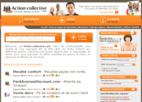 Action-collective.com thumbnail