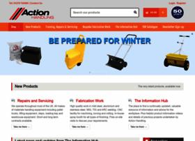 Actionhandling.co.uk thumbnail
