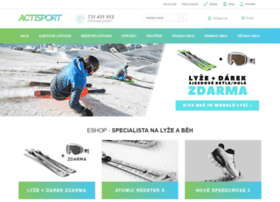 Actisport.cz thumbnail