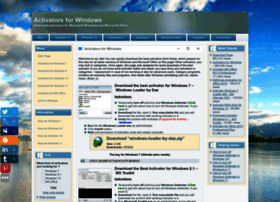 Activatorwin.net thumbnail