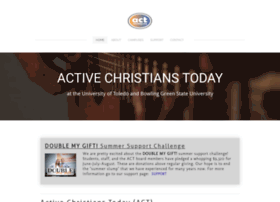 Activechristianstoday.org thumbnail