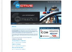 Activeelectronics.co.za thumbnail