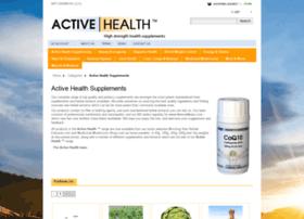 Activehealth.co.uk thumbnail