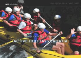 Activeholidays-croatia.com thumbnail
