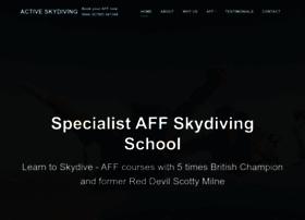 Activeskydiving.co.uk thumbnail