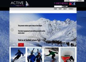 Activesnowsports.com thumbnail