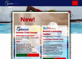 Activeswim.co.uk thumbnail