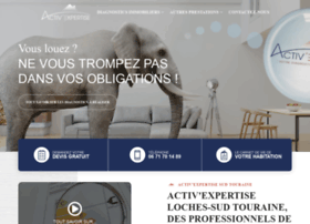 Activexpertise-sudtouraine.fr thumbnail