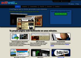 Actiweb.es thumbnail