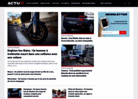 Actu17.fr thumbnail
