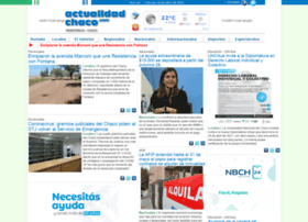 Actualidadchaco.com.ar thumbnail