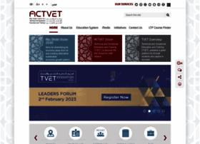 Actvet.ac.ae thumbnail
