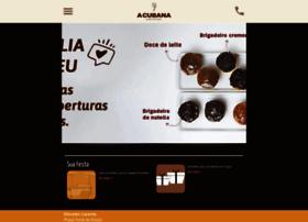 Acubana.com.br thumbnail