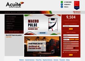 Acuite.in thumbnail